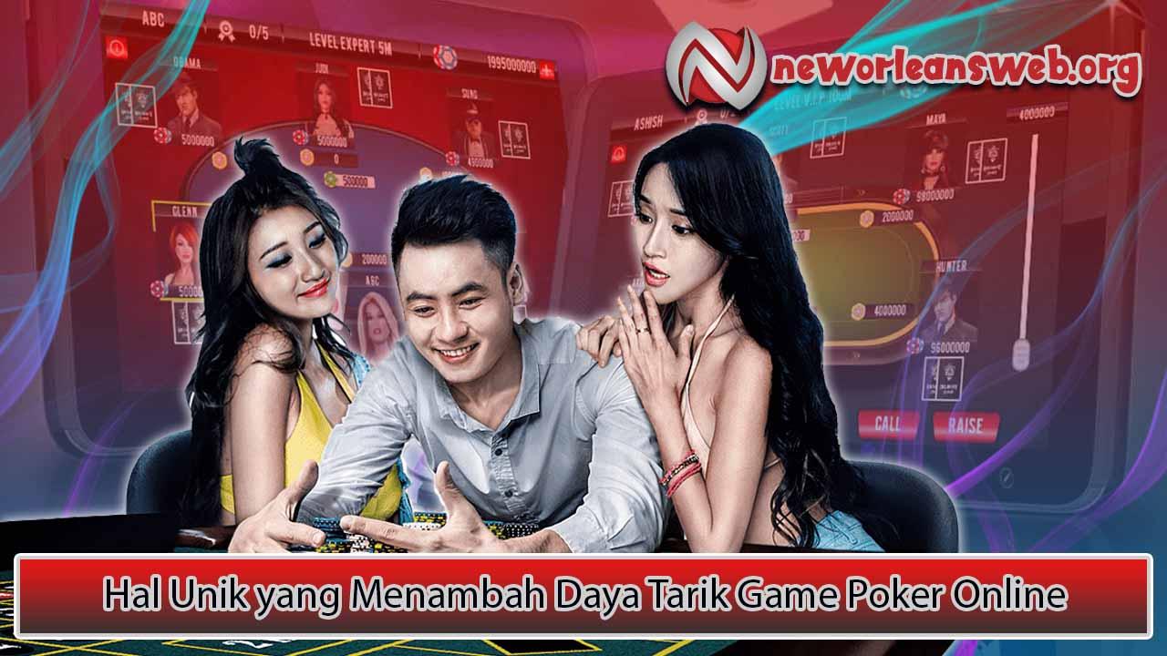Ketahui Hal Unik dari Betting Poker Online Terbaru
